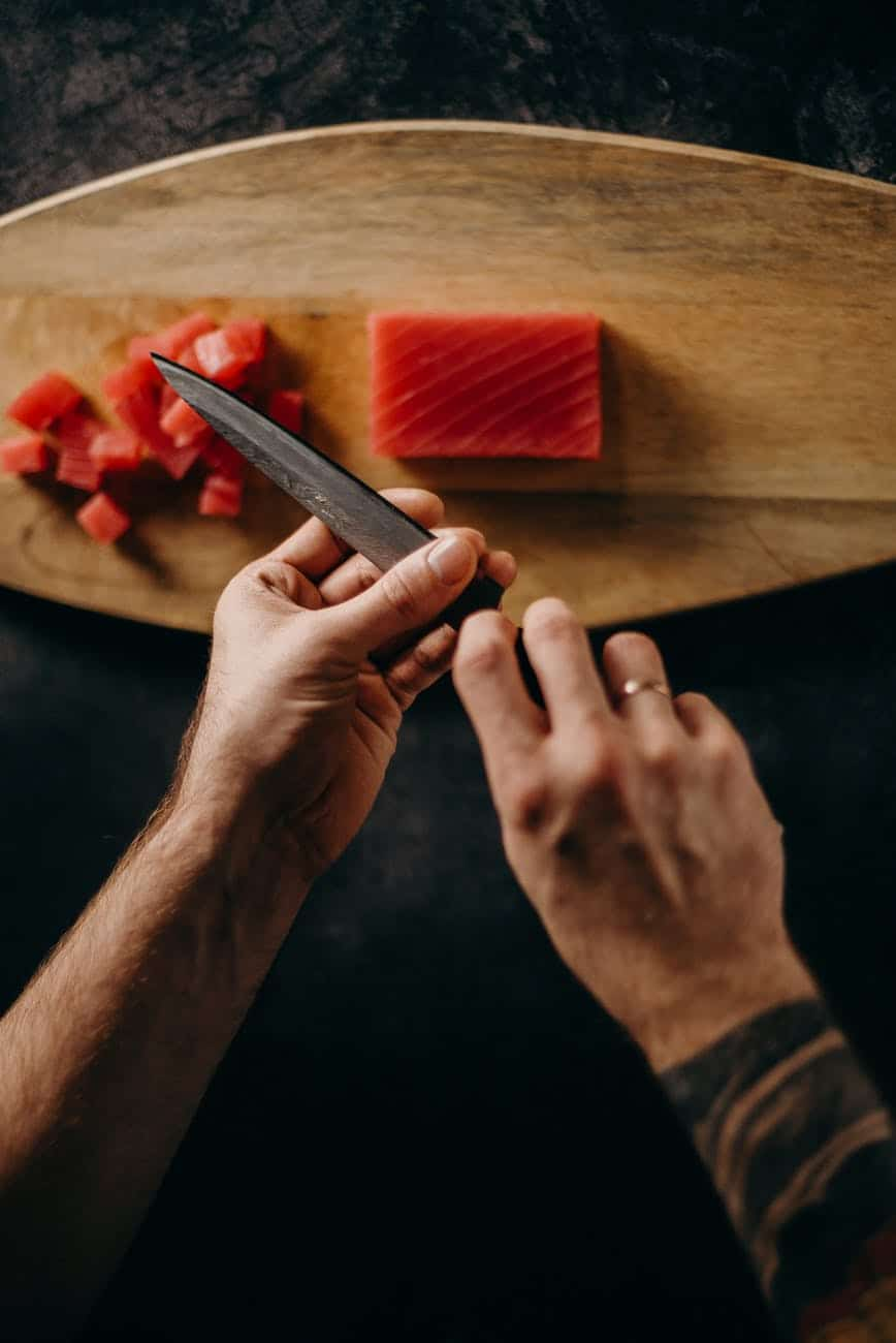 The Best Kitchen Knives For A Chef